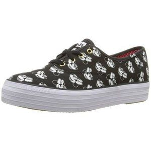 Keds Disney Triple Minnie Sneaker 11 NEW